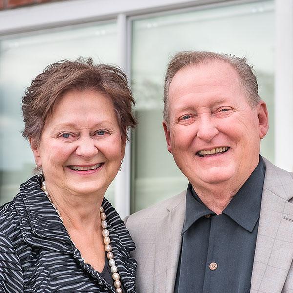 Ted & Mary Sue Rowland